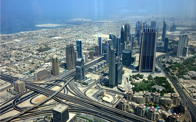 Financial City and the Persian Gulf