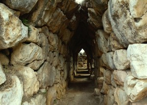 Tiryns, Peloponnese, Greece_1