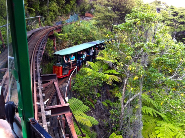 Driving Creek Railroad, Coromandel, NZ