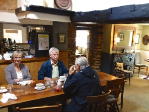 Lunch-at-The-Keepers-Arms-Quenington-Gloustershire-England