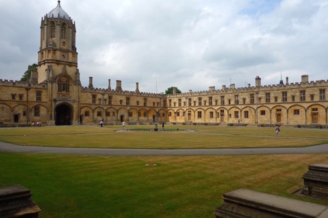 Christ Church College, Oxford, England_2