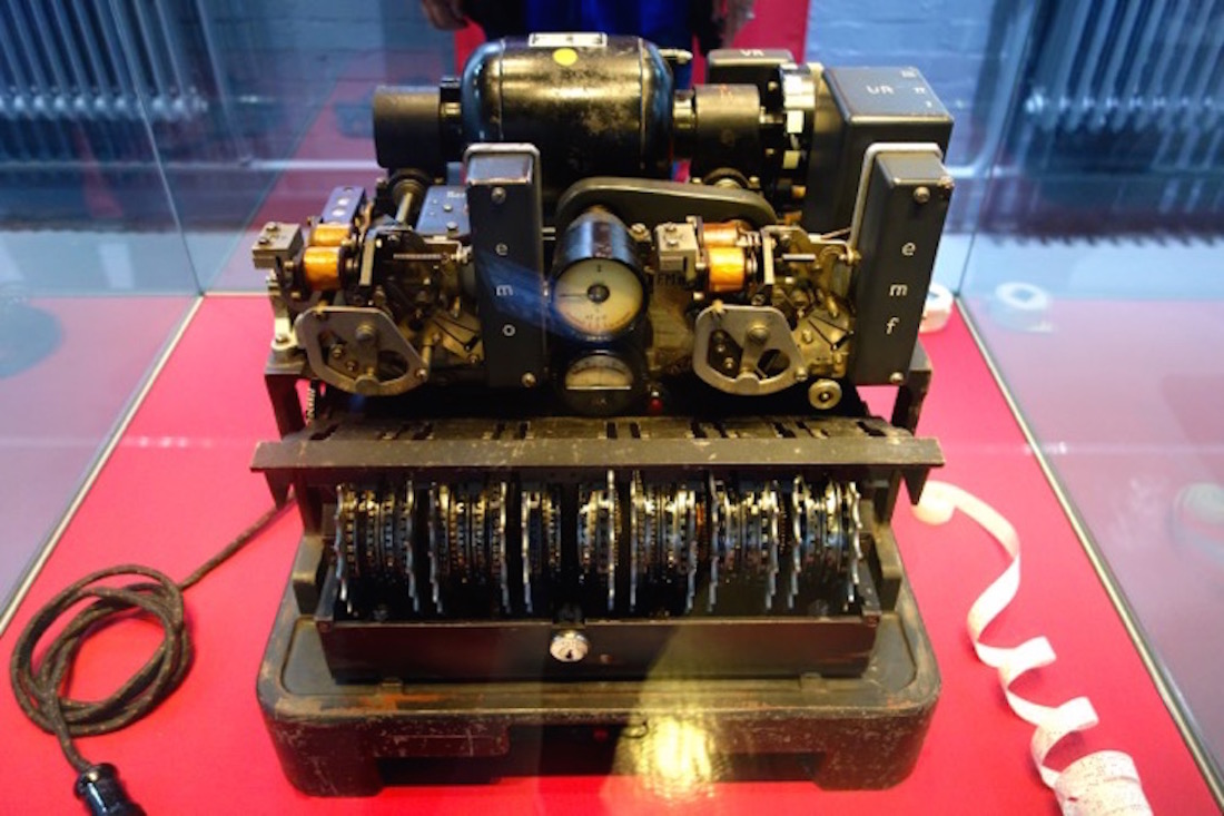Cypher Machine