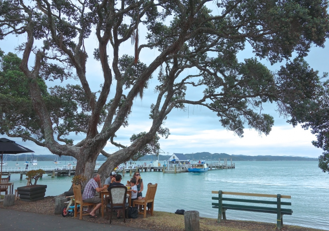 Duke of Marlborough Hotel, Russell, Bay of Islands, NZ