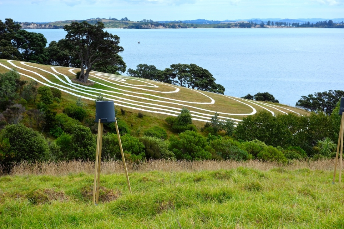 Sculpture on the Gulf exhibition-walk, Waiheke Island, NZ_2