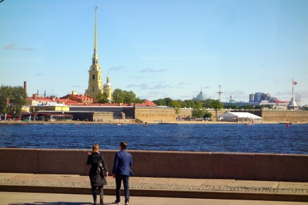 Pete and Paul Fortress