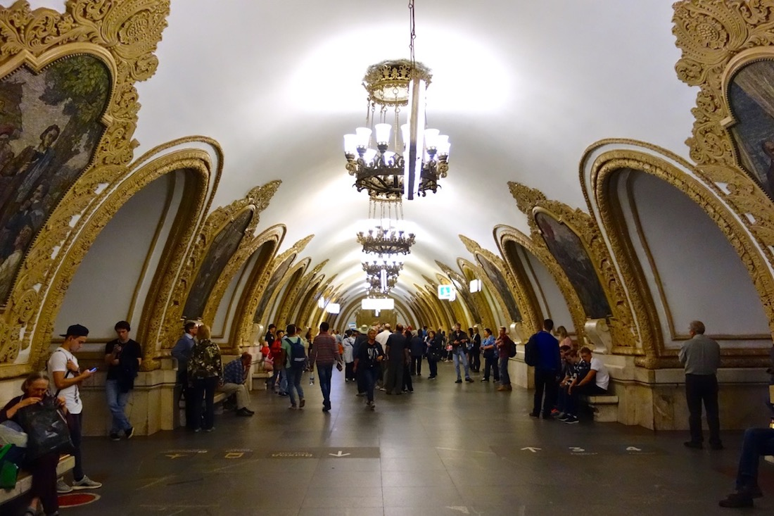 Metro, Moscow, Russia_2