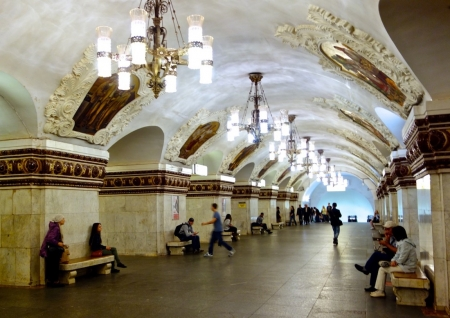Metro, Moscow, Russia_3