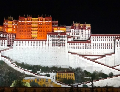At Last–To Tibet!