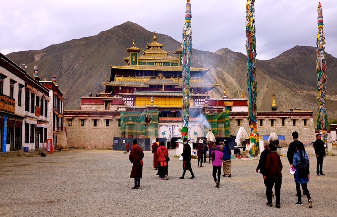 Day 11, Drive and visit Samye Monastery, Tibet_2