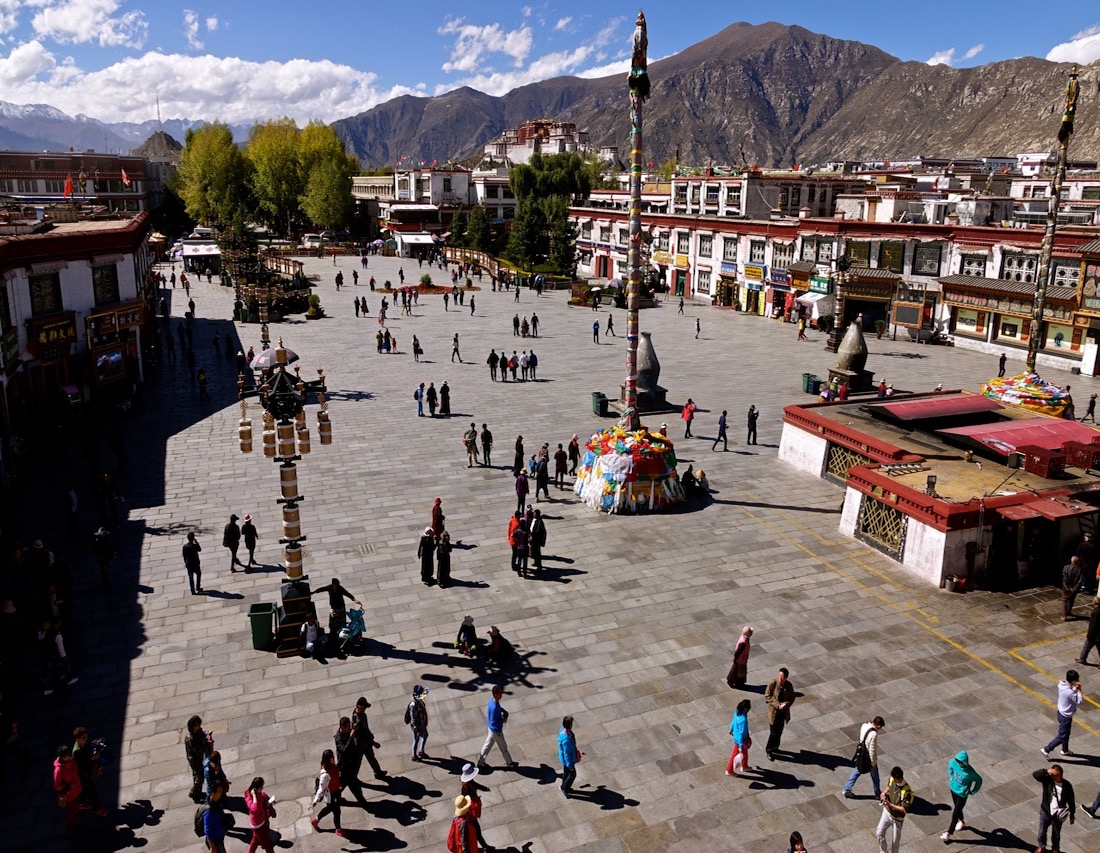 Oct 13, Jokhang temple, Lhasa, Tibet_2
