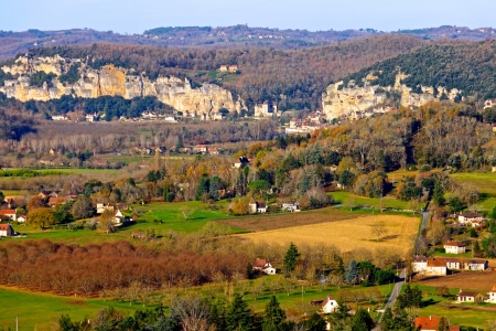 Dordogne River Valley