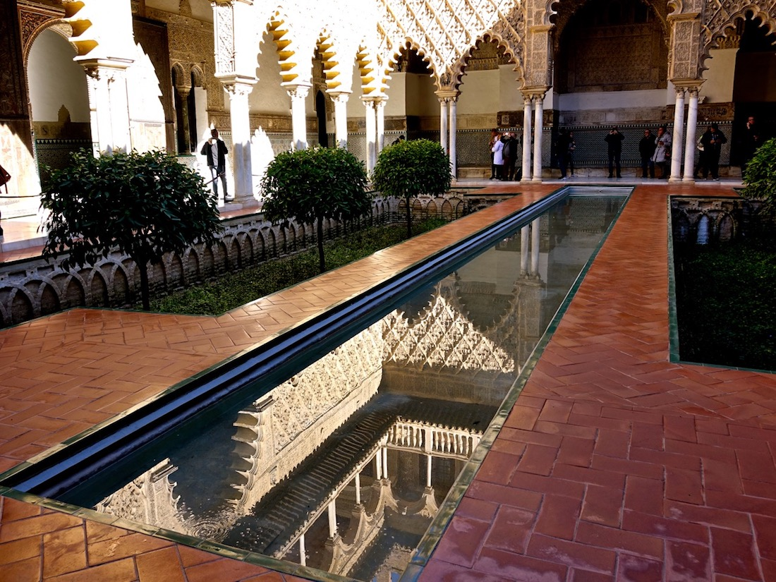 Real Alcazar, Seville, Spain_2