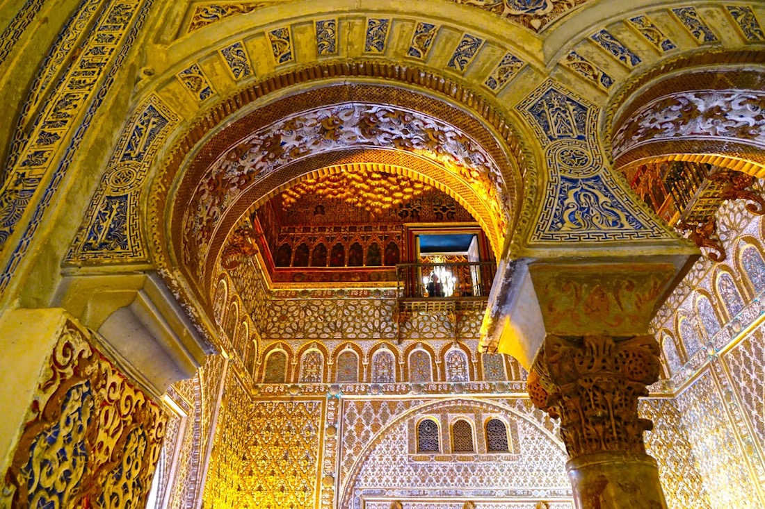 Real Alcazar, Seville, Spain_3