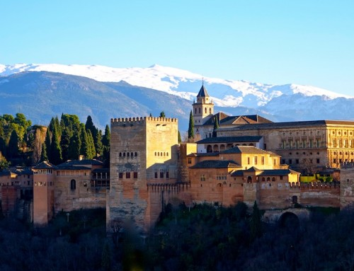 South to Andalucia and Moorish Spain