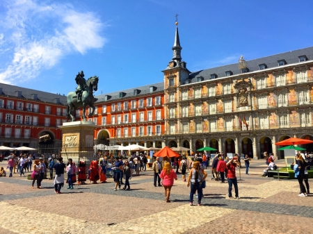 Plaza Major, Madrid, Spain_3