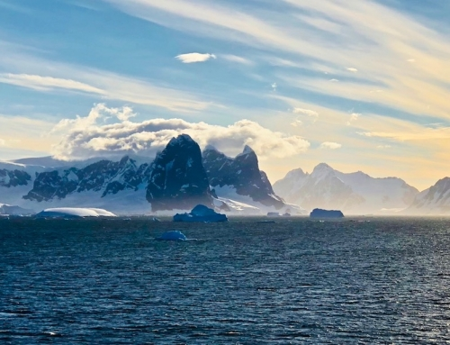 Antarctica: The End of The World