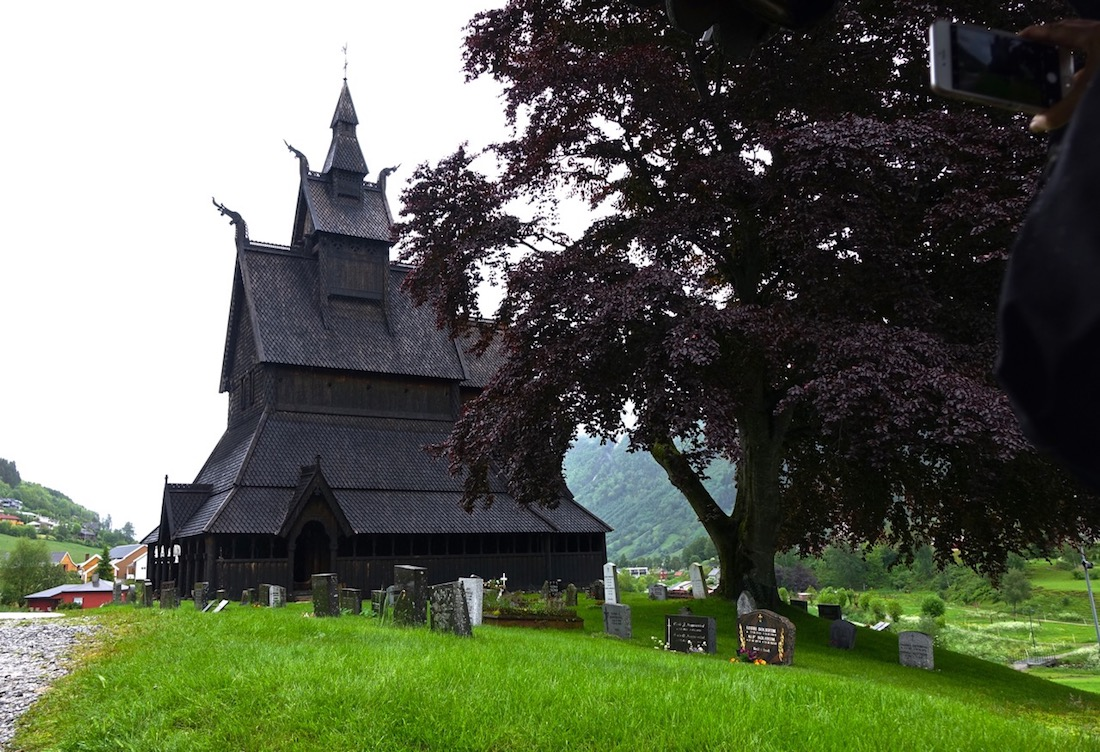 Vik Stave Church